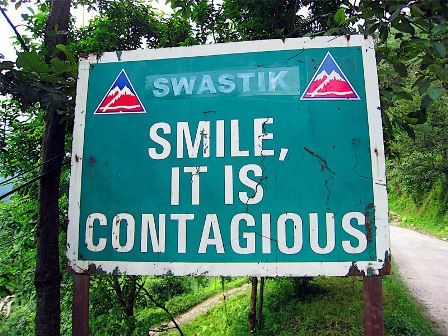 Road-sign-smile